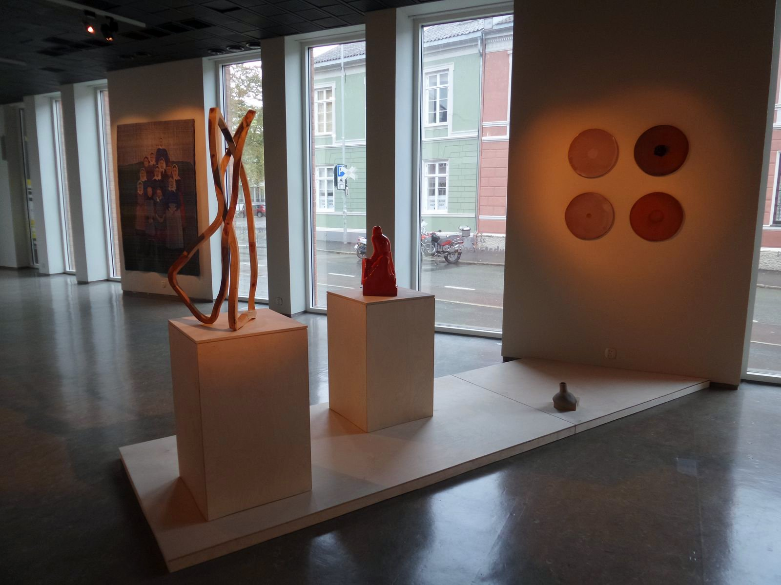 Image from the exhibition 'Kunsthåndverk 2017''